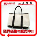 "HERMES ""garden party PM"" トートバッグトワルアッシュマロン G 刻 》 for 《"