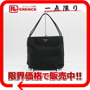 PRADA nylon tote bag black 》 fs3gm for 《