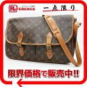 "Louis Vuitton monogram ""ジベシエール GM"" shoulder bag M42246 》 for 《"