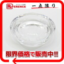 BVLGARI Rosenthal crystal ashtray ashtray Small clear 47502 》 02P05Apr14M 02P02Aug14 for 《