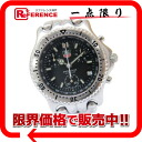 "Tag Heuer SEL professional 200 m chronograph mens watch SS CG1110-0 battery replacement and outstanding ""response.""-02P05Apr14M"