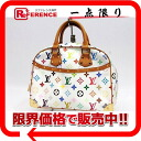 "Louis Vuitton monogram multicolored ""トゥルーヴィル"" mini-Boston handbag Bronn (white) M92663 》 for 《"