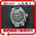 """Citizen Cosmo star V2 Womens watch SS Green character machine automatic winding GN-4W-S """"response.""""-02P05Apr14M02P02Aug14"""