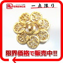 "Chanel 95A CC brooch gold ""response.""-02P11Jan14"