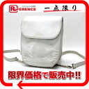 CHANEL lambskin mini ruck case white (white) 》 02P11Jan14 for 《