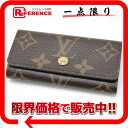 "4 four Louis Vuitton monogram ""ミュルティクレ"" key case M62631-free 》 02P01Feb14 for 《"
