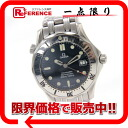 Omega Cima star professional 300M men watch quartz SS 》 for 《