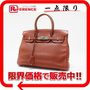 "30 HERMES highest peak handbag ""Birkin"" トリヨンクレマンスエトリュスク (estimate) silver metal fittings J 刻 》 for 《"