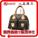 "Handbag Louis Vuitton Monogram Manhattan PM M40026 ""response.""-02P11Jan14"