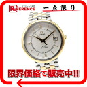 "Omega-Devil prestige men's watches SS×YG automatic winding finish has been good as new ""response.""-02P05Apr14M"