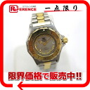 3000 タグホイヤー series professional 200M Lady's watch quartz SS/GP 934.208 》 02P05Apr14M for 《