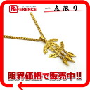 "Like Chanel 95A CC motif pendant necklace gold new ""support."""