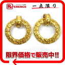 Chanel 96A CC ring earrings gold GP? s support.""