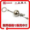 "Louis Vuitton bag charm key ring ""ポルトクレ glitter"" Arjun (silver) M65378 》 02P05Apr14M for 《"