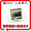 "Chanel novelty double-sided rotating stand mirror white beauty products ""response.""-02P05Apr14M02P02Aug14"