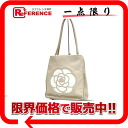 CHANEL camellia leather tote bag beige 》 02P05Apr14M for 《