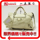 "BALENCIAGA editors bag ""the city"" light green 115748 beautiful article 》 for 《"