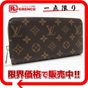 "Louis Vuitton monogram ""ジッピー wallet"" round fastener long wallet M60017-free 》 02P05Apr14M for 《"