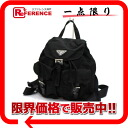 PRADA VELA( Vera) nylon rucksack black B6677F 》 02P05Apr14M 02P02Aug14 for 《