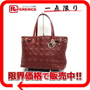 Dior lady dior PANAREA( パナレア) tote bag red 》 for 《