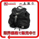PRADA VELA( Vera) nylon rucksack black B2811F 》 02P05Apr14M 02P02Aug14 for 《