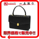 Ostrich handbag black 》 02P05Apr14M for 《