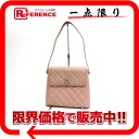 CHANEL quilting leather shoulder bag pink 》 for 《