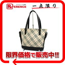 Burberry check tote bag beige system X black 》 for 《