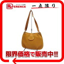 HERMES rodeo leather shoulder bag brown old N 刻 》 for 《