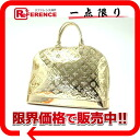 "モノグラムミロワール Louis Vuitton Alma MM-handbag Dore (gold) M93624 ""enabled."""