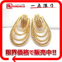 Pierre Balmain earrings gold-free 》 for 《
