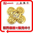 CHANEL broach gold 》 for 《