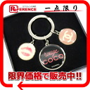Line novelty rouge coco key ring black X pink system 》 cosmetic for CHANEL 2,010 years for 《