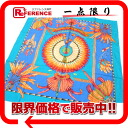 "HERMES silk scarf ""boyfriend"" BRAZIL( Brazil) blue system beauty product 》 for 《"
