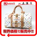 "45 Louis Vuitton monogram multicolored ""speedy"" mini-Boston handbag Bronn M92641 》 for 《"