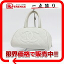 CHANEL leather quilting handbag off-white 》 for 《