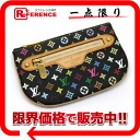 "Pau Chino Waal M60031 》 with the Louis Vuitton monogram multicolored ""pochette MM"" key ring for 《"
