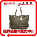 Dior lady dior PANAREA( パナレア) tote bag bronze-based 》 for 《