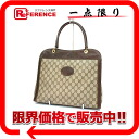 Old gucci GG plus tote bag beige X brown 》 for 《
