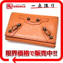 "Six BALENCIAGA ""classical music Osaka"" key case oranges 253048 》 for 《"
