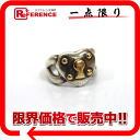 HERMES heart motif ring SV925 50 》 for 《