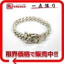 HERMES book Ruse Rie silver bracelet silver 925 like-new 》 02P05Apr14M for 《