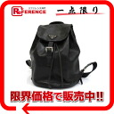 "Prada NAPPA CITY (nappecity) leather rucksack black B6054 ""response.""-02P05Apr14M"