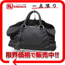 Plastic Date soot nylon frill handbag black BL0546 》 02P05Apr14M for 《