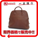 "HERMES ""ボリードアド PM"" リュックサックトゴ (estimate) brown gold metal fittings A 刻 》 02P05Apr14M for 《"