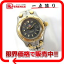 Tag Heuer SEL professional 200 m women's watch quartz SS/GP WG1320-0? s support.""