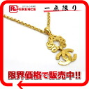 CHANEL 97P necklace gold 》 for 《