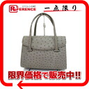 Ostrich handbags grey brand new as well as used