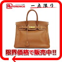 "Premier handbag Hermes ""Birkin 35"" クシュベル gold gold bracket Y ticking ""response."""