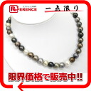 Recycling jewelry South Seas pearl pearl necklace pearl 8.0mm - 11mm multicolored-free article 》 for 《